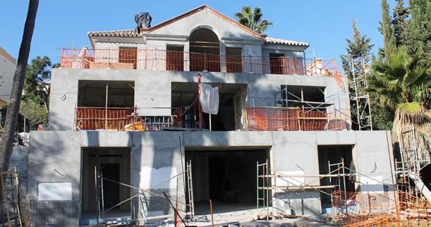 Villa Manolete En Marbella en nueva andalucia