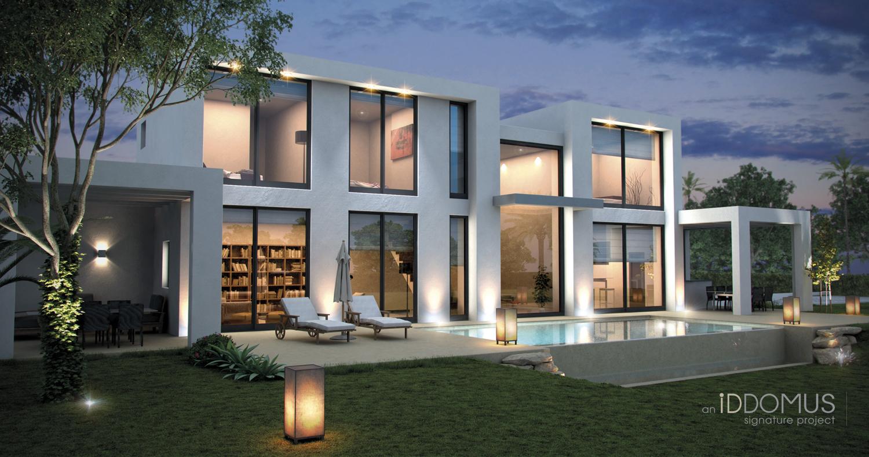 Nueva villa con sismo