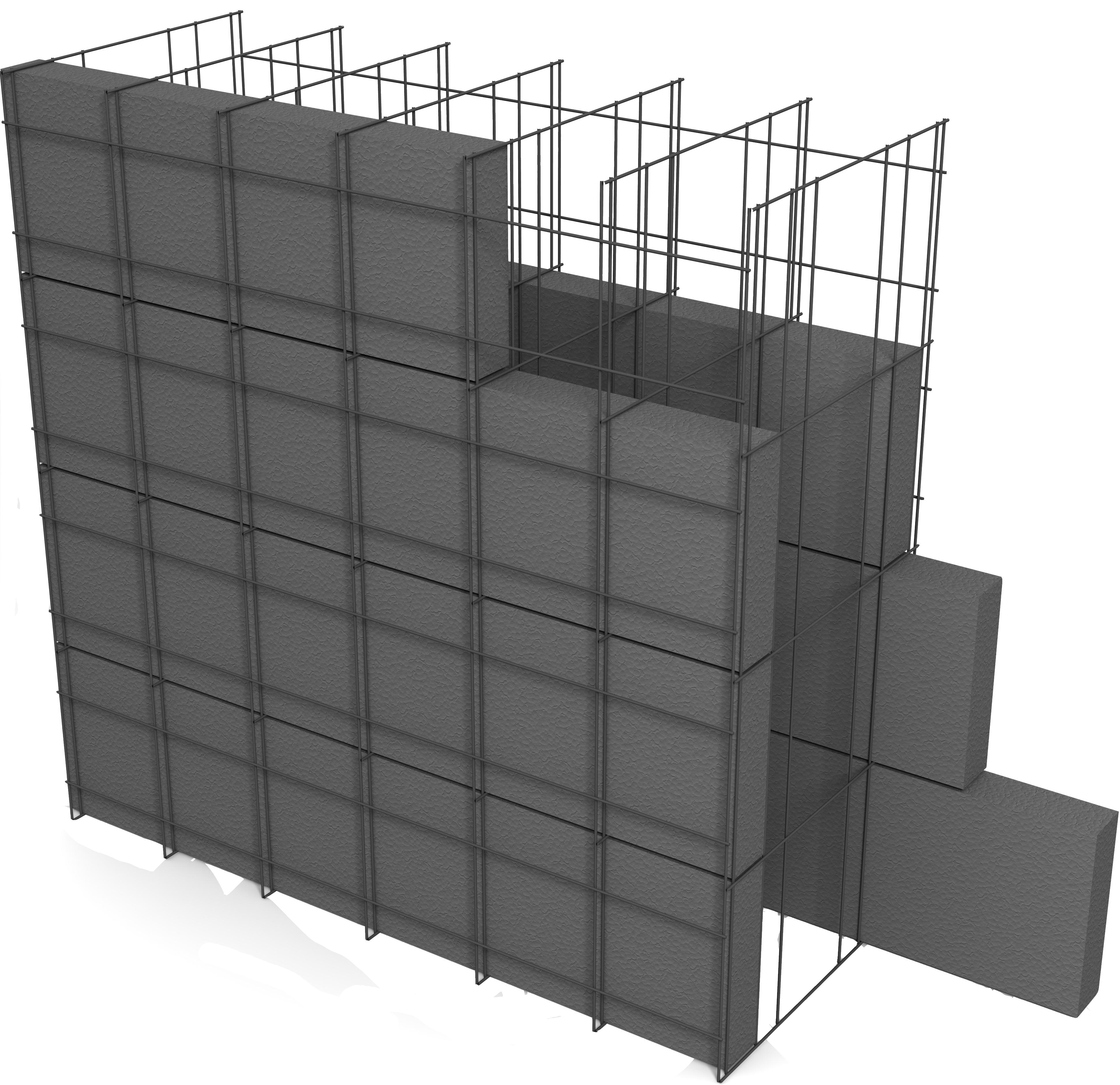 Módulos y paneles de relleno