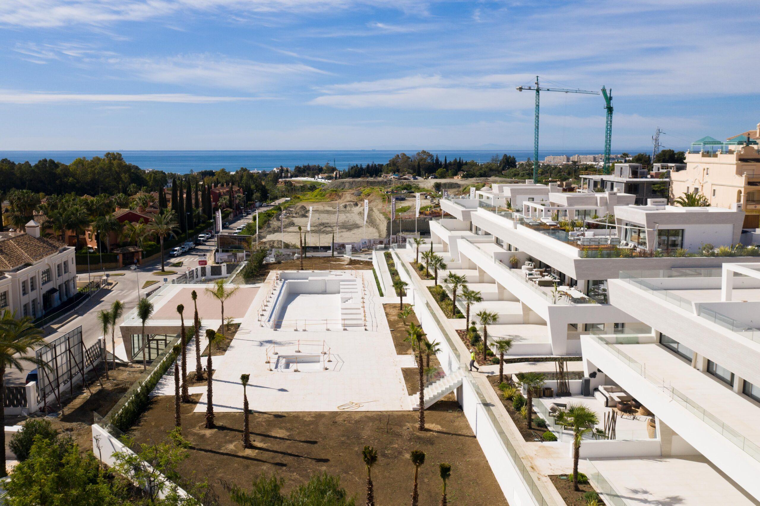 Obra de Epic Marbella - Sismo Spain