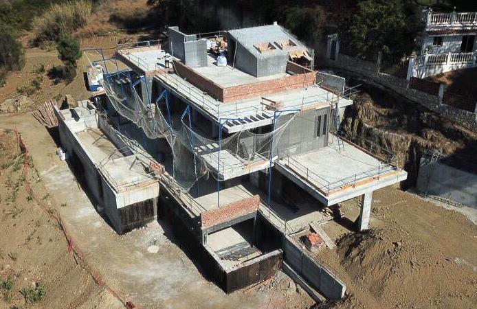 La Paloma - construcción modular