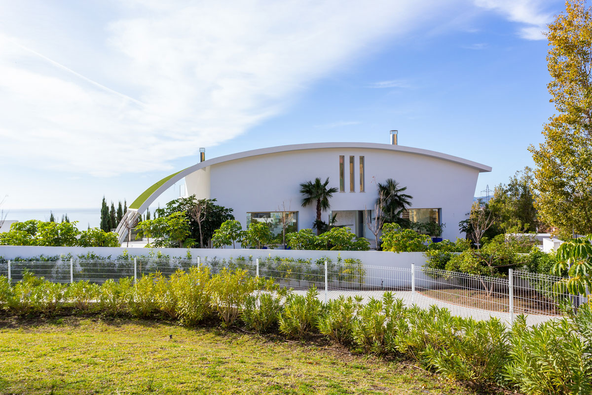 Villa industrializada Sismo Spain